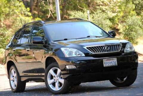 2008 Lexus RX 350 for sale at VSTAR in Walnut Creek CA