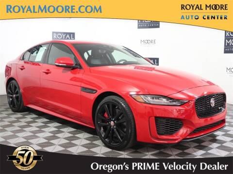 2020 Jaguar XE for sale at Royal Moore Custom Finance in Hillsboro OR