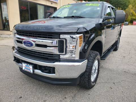 2019 Ford F-250 Super Duty for sale at Auto Wholesalers Of Hooksett in Hooksett NH