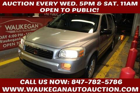 2005 Saturn Relay for sale at Waukegan Auto Auction in Waukegan IL