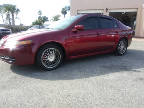 2005 Acura TL for sale at AutoVenture Sales And Rentals in Holly Hill FL