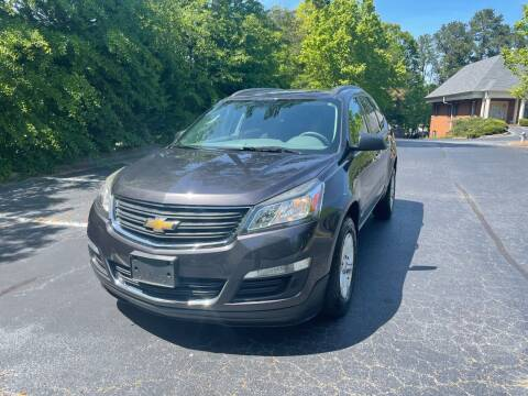 2015 Chevrolet Traverse for sale at SMT Motors in Roswell GA