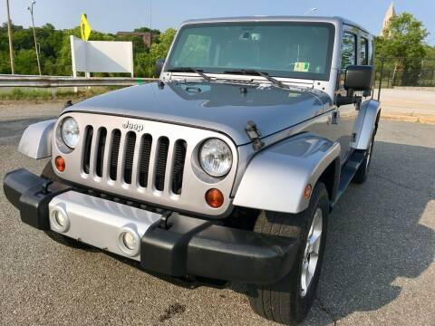 2013 Jeep Wrangler Unlimited for sale at Mid Atlantic Truck Center in Alexandria VA