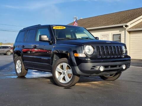 2016 Jeep Patriot for sale at Tri-County Pre-Owned Superstore in Reynoldsburg OH