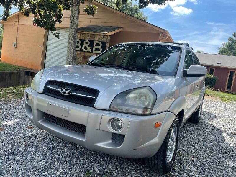 2006 Hyundai Tucson for sale at Efficiency Auto Buyers in Milton GA