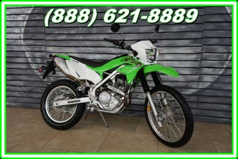 2020 Kawasaki KLX230BLF KLX 230 for sale at AZautorv.com in Mesa AZ