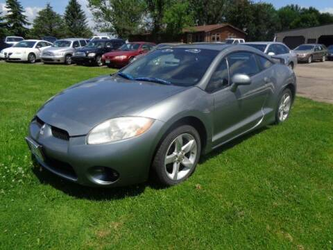 2007 Mitsubishi Eclipse for sale at COUNTRYSIDE AUTO INC in Austin MN