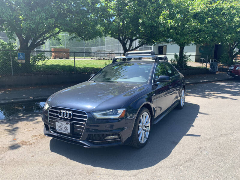 2014 Audi A4 for sale at Trucks Plus in Seattle WA