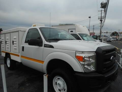 2013 Ford F-250 Super Duty for sale at Integrity Auto Group in Langhorne PA