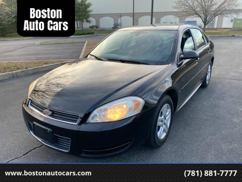 2010 Chevrolet Impala for sale at Boston Auto Cars in Dedham MA