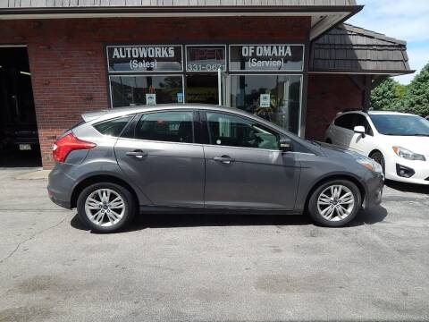 2012 Ford Focus for sale at AUTOWORKS OF OMAHA INC in Omaha NE