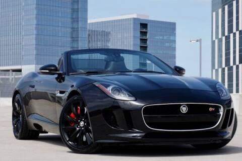 2014 Jaguar F-TYPE for sale at JD MOTORS in Austin TX