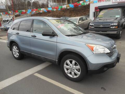 2009 Honda CR-V for sale at Ricciardi Auto Sales in Waterbury CT