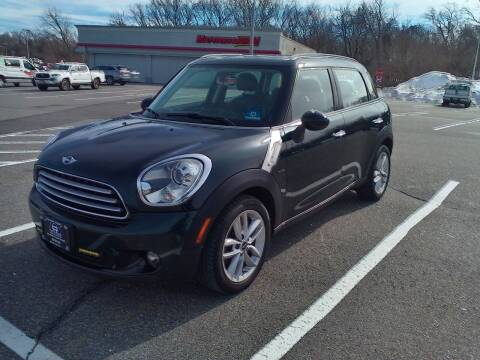 2011 MINI Cooper Countryman for sale at B&B Auto LLC in Union NJ