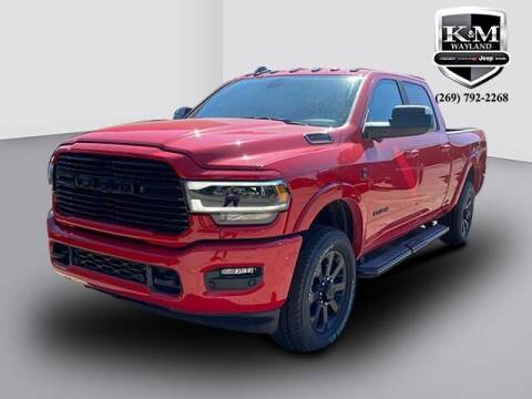 2020 RAM Ram Pickup 2500 for sale at K&M Wayland Chrysler  Dodge Jeep Ram in Wayland MI