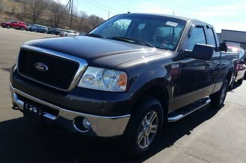 2007 Ford F-150 for sale at Angelo's Auto Sales in Lowellville OH