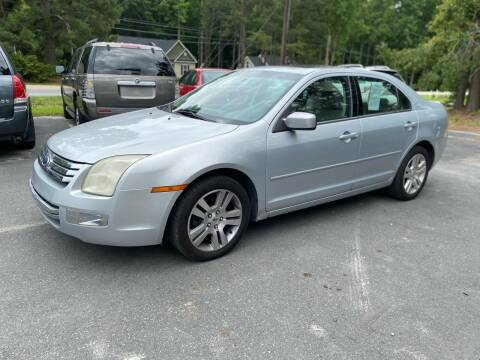 2006 Ford Fusion for sale at Tri State Auto Brokers LLC in Fuquay Varina NC
