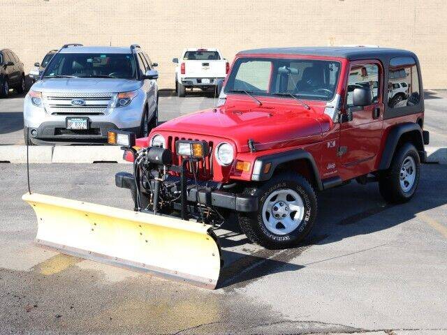 2003 Jeep Wrangler for sale at United Auto Exchange in Addison IL