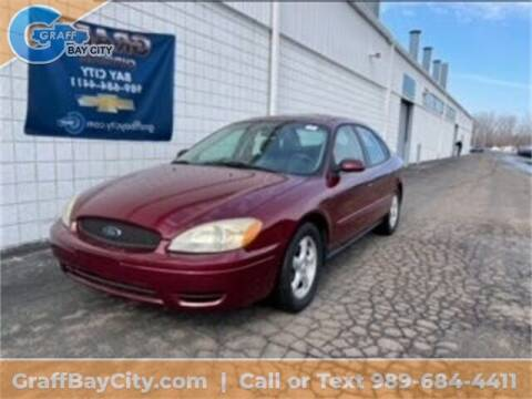 2004 Ford Taurus for sale at GRAFF CHEVROLET BAY CITY in Bay City MI