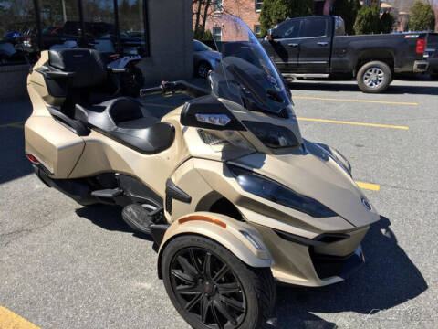 2018 Can-Am RT LIMITED SE6 AUTO for sale at ROUTE 3A MOTORS INC in North Chelmsford MA