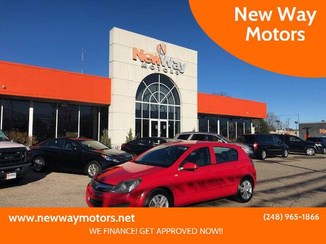 2008 Saturn Astra for sale at New Way Motors in Ferndale MI