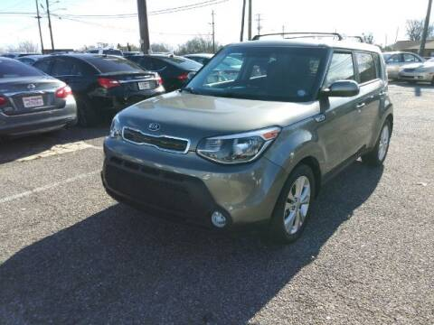2016 Kia Soul for sale at 2nd Chance Auto Sales in Montgomery AL