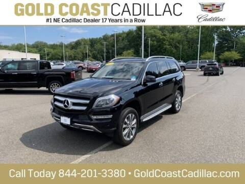 2016 Mercedes-Benz GL-Class for sale at Gold Coast Cadillac in Oakhurst NJ