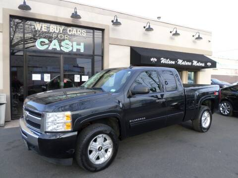 2009 Chevrolet Silverado 1500 for sale at Wilson-Maturo Motors in New Haven Ct CT
