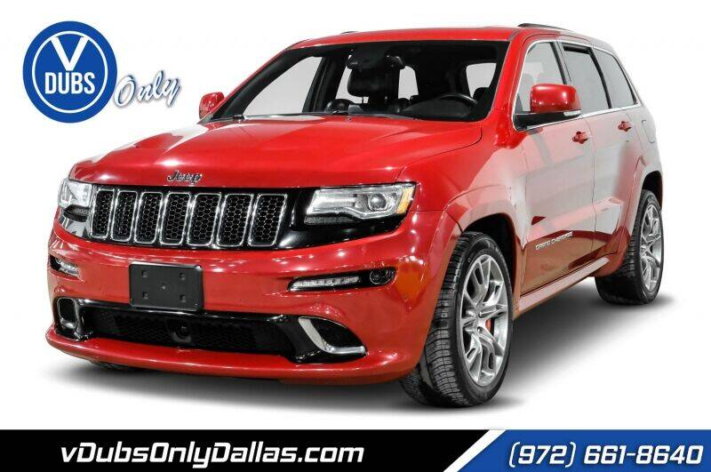 2014 Jeep Grand Cherokee for sale at VDUBS ONLY in Dallas TX
