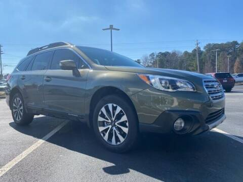 2017 Subaru Outback for sale at Southern Auto Solutions - Lou Sobh Honda in Marietta GA