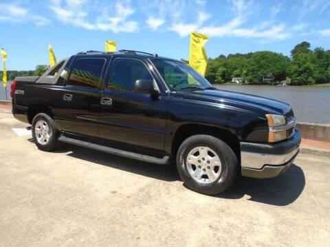 2004 Chevrolet Avalanche for sale at Lake Carroll Auto Sales in Carrollton GA