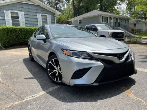 2019 Toyota Camry for sale at RC Auto Brokers, LLC in Marietta GA
