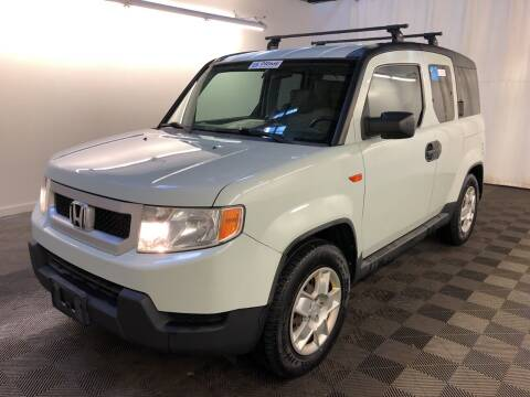 2010 Honda Element for sale at USA Motor Sport inc in Marlborough MA