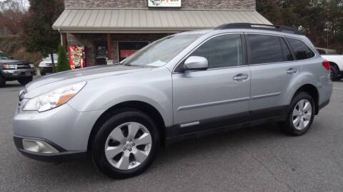 2012 Subaru Outback for sale at Driven Pre-Owned in Lenoir NC