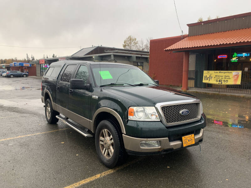 2005 Ford F-150 for sale at Freedom Auto Sales in Anchorage AK