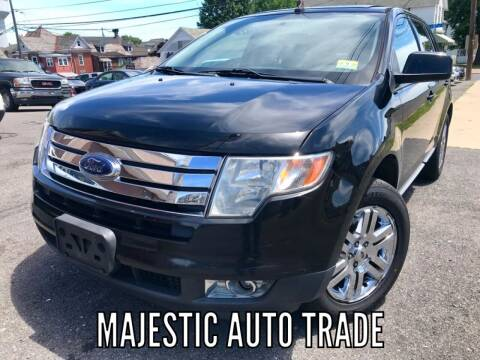 2007 Ford Edge for sale at Majestic Auto Trade in Easton PA