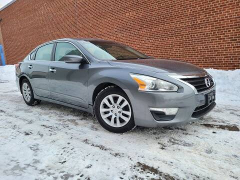 2015 Nissan Altima for sale at Minnesota Auto Sales in Golden Valley MN