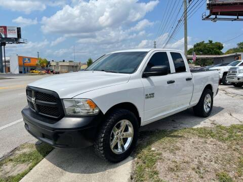 2014 RAM Ram Pickup 1500 for sale at P J Auto Trading Inc in Orlando FL