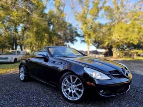 2006 Mercedes-Benz SLK for sale at AFFORDABLE ONE LLC in Orlando FL