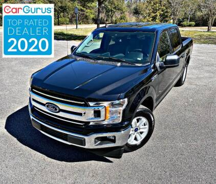 2020 Ford F-150 for sale at Brothers Auto Sales of Conway in Conway SC