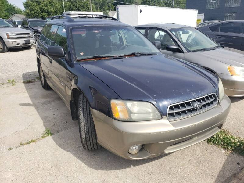 2004 Subaru Outback for sale at D & D All American Auto Sales in Mt Clemens MI