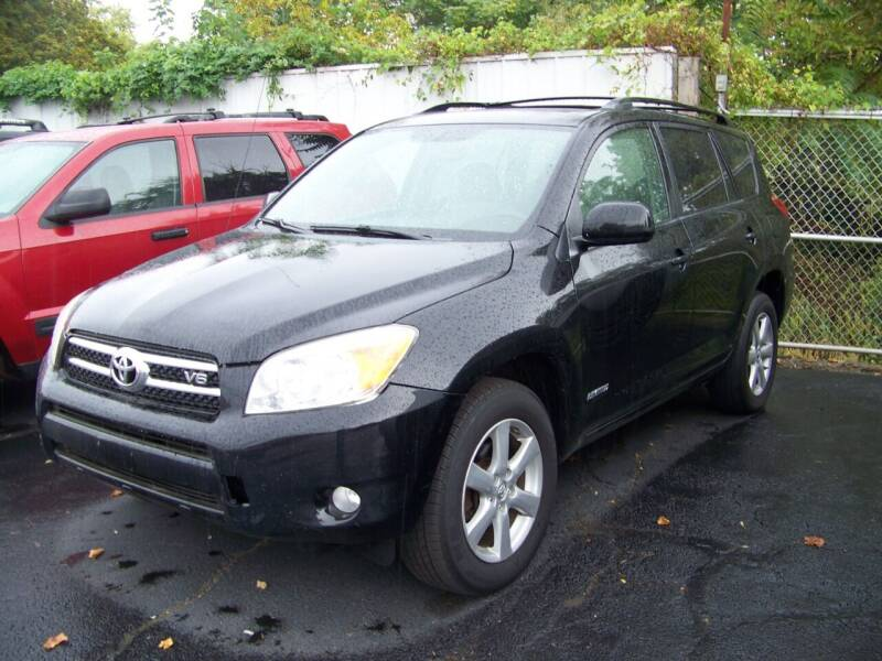 2008 Toyota RAV4 for sale at Collector Car Co in Zanesville OH