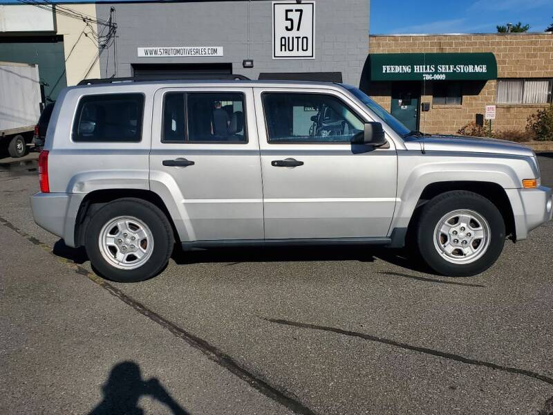 2009 Jeep Patriot for sale at 57 AUTO in Feeding Hills MA