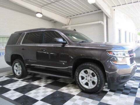 2015 Chevrolet Tahoe for sale at McLaughlin Ford in Sumter SC