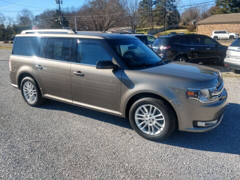 2014 Ford Flex for sale at Wholesale Auto Inc in Athens TN