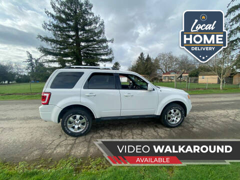 2011 Ford Escape for sale at McMinnville Auto Sales LLC in Mcminnville OR