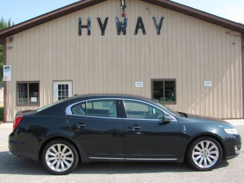 2010 Lincoln MKS for sale at HyWay Auto Sales in Holland MI