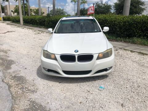 2009 BMW 3 Series for sale at Auto Credit & Finance Corp. in Miami FL