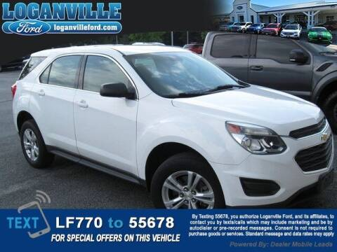 2016 Chevrolet Equinox for sale at Loganville Ford in Loganville GA