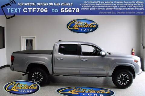 2018 Toyota Tacoma for sale at Nerd Motive, Inc. in Conyers GA